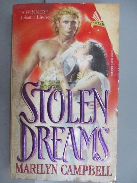 【書寶二手書T8/原文小說_FSL】Stolen Dreams_Marilyn Campbell