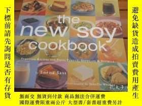 二手書博民逛書店THE罕見,NEW SOY COOK BOOK 新的大豆烹飪書Y