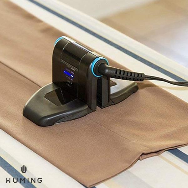 迷你 摺疊 燙衣 神器 夾式 電熨斗 掛燙機 熨燙機 多功能 除皺 便攜 手持 衣褲 家用 『無名』 P11110