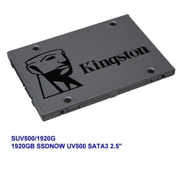 金士頓 固態硬碟 【SUV500/1920G】 UV500 SSD SATA 3 介面 1920GB 新風尚潮流