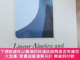 二手書博民逛書店罕見ar Algebra and its applicationY495873 David C Lay Pea