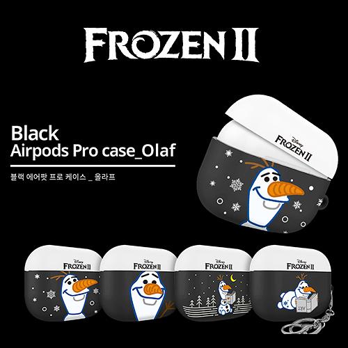 AirPods Pro 保護殼│迪士尼 Frozen 雪寶│硬殼 保護套│z9266