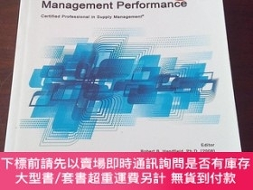 二手書博民逛書店CPSM罕見STUDY GUIDE 2:Effective Supply Management Performan