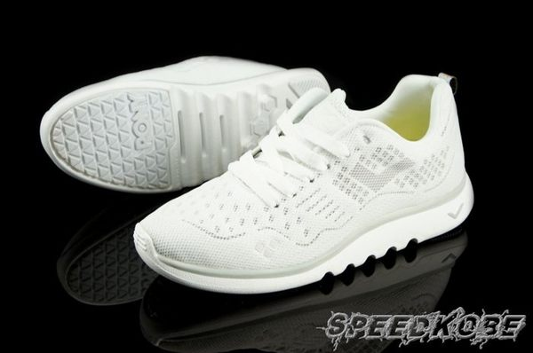 PONY 慢跑鞋 Splash 全白 白鞋 情侶鞋 女 62W1SF61RW【Speedkobe】