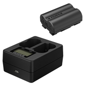 【W235電池充電組】FUJIFILM BC-W235 專用相機原廠充電器 + NP-W235 專用相機原廠電池 公司貨