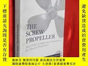 二手書博民逛書店The罕見Screw Propeller 【詳見圖】Y5460