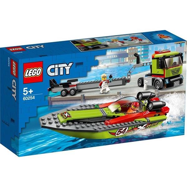 LEGO 樂高 60254 Race Boat Transporter