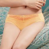 EASY SHOP-歐舞舒波 中腰三角褲(典雅黃)
