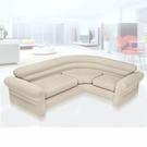 原裝INTEX68575雙人貴妃沙髮 午休躺椅轉角懶人沙髮 充氣沙發床 DF 交換禮物