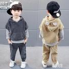 兒童裝男童套裝2周歲3到4歲多5男孩衣服男寶寶秋冬天小孩長袖 LR13069【原創風館】