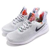 Nike 慢跑鞋 Wmns Renew Rival Premium 2E Wide 白 灰 女鞋 舒適緩震 運動鞋【ACS】 BQ0010-001