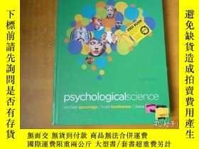 二手書博民逛書店psychological罕見science 【心理科學】24開