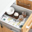 多功能可裁剪櫥櫃墊(短) 30x500cm 廚房 防油  防潮 防水墊 桌面墊【F073】米菈生活館
