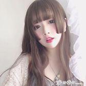 姬髮式男女cos假髮長直髮偽娘變裝三刀齊日常lolita公主切水母頭 西城故事