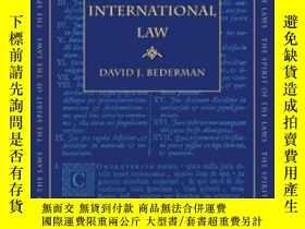 二手書博民逛書店The罕見Spirit Of International Law-國際法精神Y436638 David J.