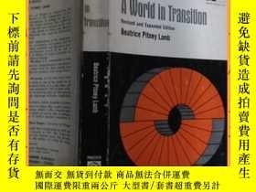 二手書博民逛書店英文書罕見india a world in transition revised and expanded edi