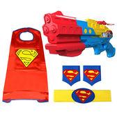 水槍夏天沙灘玩水戲水抽拉式噴水槍兒童玩具水槍男孩角色扮演套裝