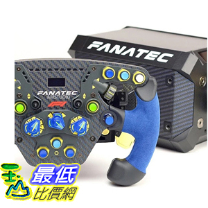 [9美國直購] FANATEC 遊戲控制器 PODIUM F1 DIRECT DRIVE RACING WHEEL