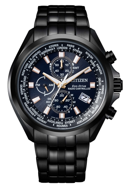 【分期0利率】星辰錶 CITIZEN 電波錶 鈦金屬 44mm 萬年曆 原廠公司貨 AT8205-83E
