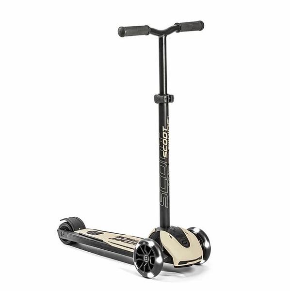 奧地利 Scoot & Ride Cool Kick5 滑板車/滑步車-米色