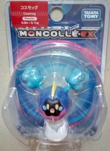 Pokemon GO 神奇寶貝PCC_57科斯莫古 PC61471精靈寶可夢
