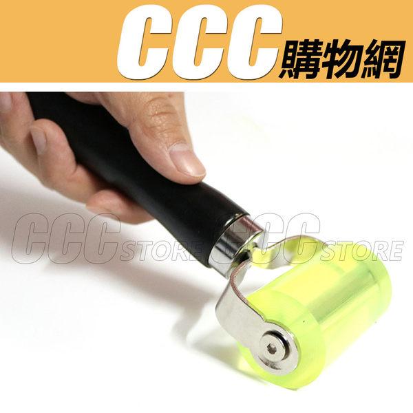 汽車隔音施工工具 隔音棉止震板施工壓輪 矽膠滾輪 音響改裝 工具