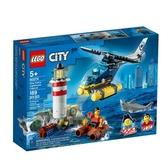 60274【LEGO 樂高積木】城市系列 City-特警燈塔拘捕