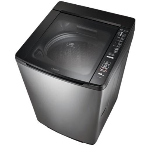SAMPO聲寶 16公斤 PICO PURE 變頻洗衣機 ES-JD16PS / 抗震不銹鋼外箱☆24期0利率↘☆