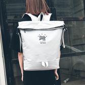 後背包 書包韓版原宿 學生新款學院風雙肩背包《小師妹》f337