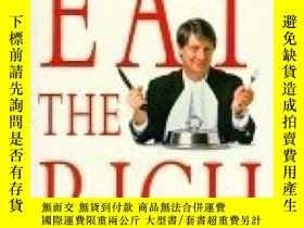 二手書博民逛書店Eat罕見The RichY255562 P.j. O'rourke Picador 出版1