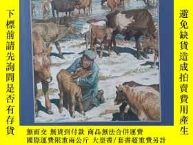 二手書博民逛書店COWBOY罕見ON THE STEPPESY7987 COWB