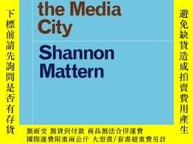 二手書博民逛書店Deep罕見Mapping The Media City (forerunnersY256260 Shanno