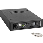 [富廉網] ICY DOCK MB491SKL-B 2.5吋轉3.5吋 硬碟抽取盒