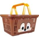 【震撼精品百貨】奇奇蒂蒂松鼠_Chip N Dale~日本迪士尼塑膠手提雙面圖案置物籃-奇奇蒂蒂#14070