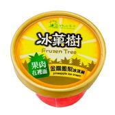 大樹鄉農會 金鑽鳳梨冰淇淋(16入/盒)共2盒 - 吃的到果肉的~