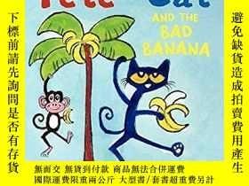 二手書博民逛書店Pete罕見The Cat And The Bad BananaY256260 James Dean Harp