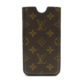 LV 原花手機套 Iphone6Plus手機套Mobile Case IP6Plus 【二手名牌BRAND OFF】