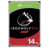 Seagate 希捷 那嘶狼 IronWolf Pro 14TB 3.5吋 NAS專用硬碟 (ST14000NE0008)