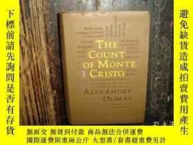 二手書博民逛書店基督山伯爵罕見英文原版 大仲馬 The Count of Monte CristoY225775