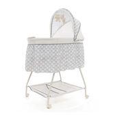 【酷貝比CUIBABY】新生兒純白寶寶床