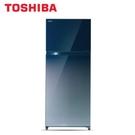 (留言折扣優惠)[TOSHIBA 東芝]510公升 雙門變頻鏡面冰箱-漸層藍 GR-AG55TDZ(含基本安裝+舊機處理)