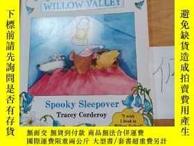 二手書博民逛書店Willow罕見valley spooky sleepoverY246207