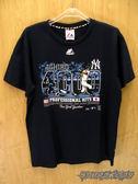 MLB 洋基 鈴木一郎 4000安 紀念T 深藍色 ICHIRO  # 6330240-580 2XS~S   ☆speedkobe☆