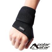 PolarStar 開放式護腕 P16727 台灣製造│彈性舒適│穩定關節│運動│護具│運動傷害
