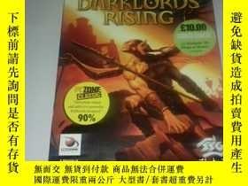 二手書博民逛書店戰神3罕見Warlords III 攻略 黑暗領主崛起 電腦遊戲
