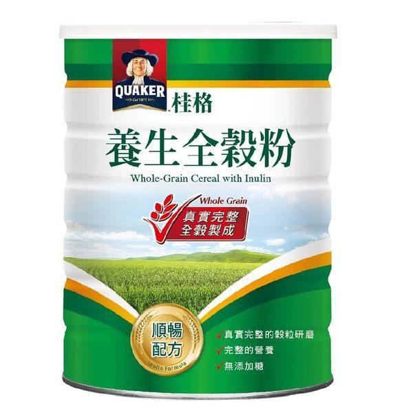 桂格-順暢配方養生全穀粉 (600g) 大樹