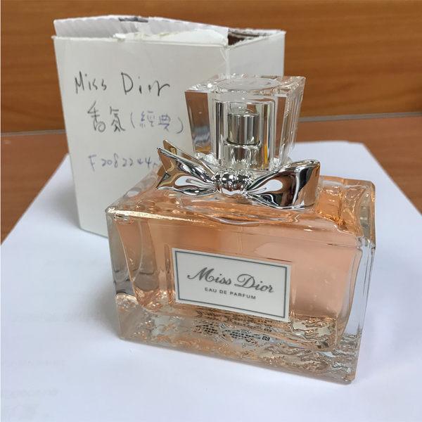 (盒損品)Dior迪奧 Miss Dior經典香氛/淡香精100ml TESTER【UR8D】