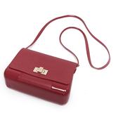 Petite Jolie  時尚名媛肩背包-紅色