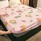 床罩 夾棉床笠單件防水加厚隔尿床罩床單防...