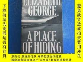 二手書博民逛書店A罕見Place of HidingY172244 Elizabeth George Bantam Books